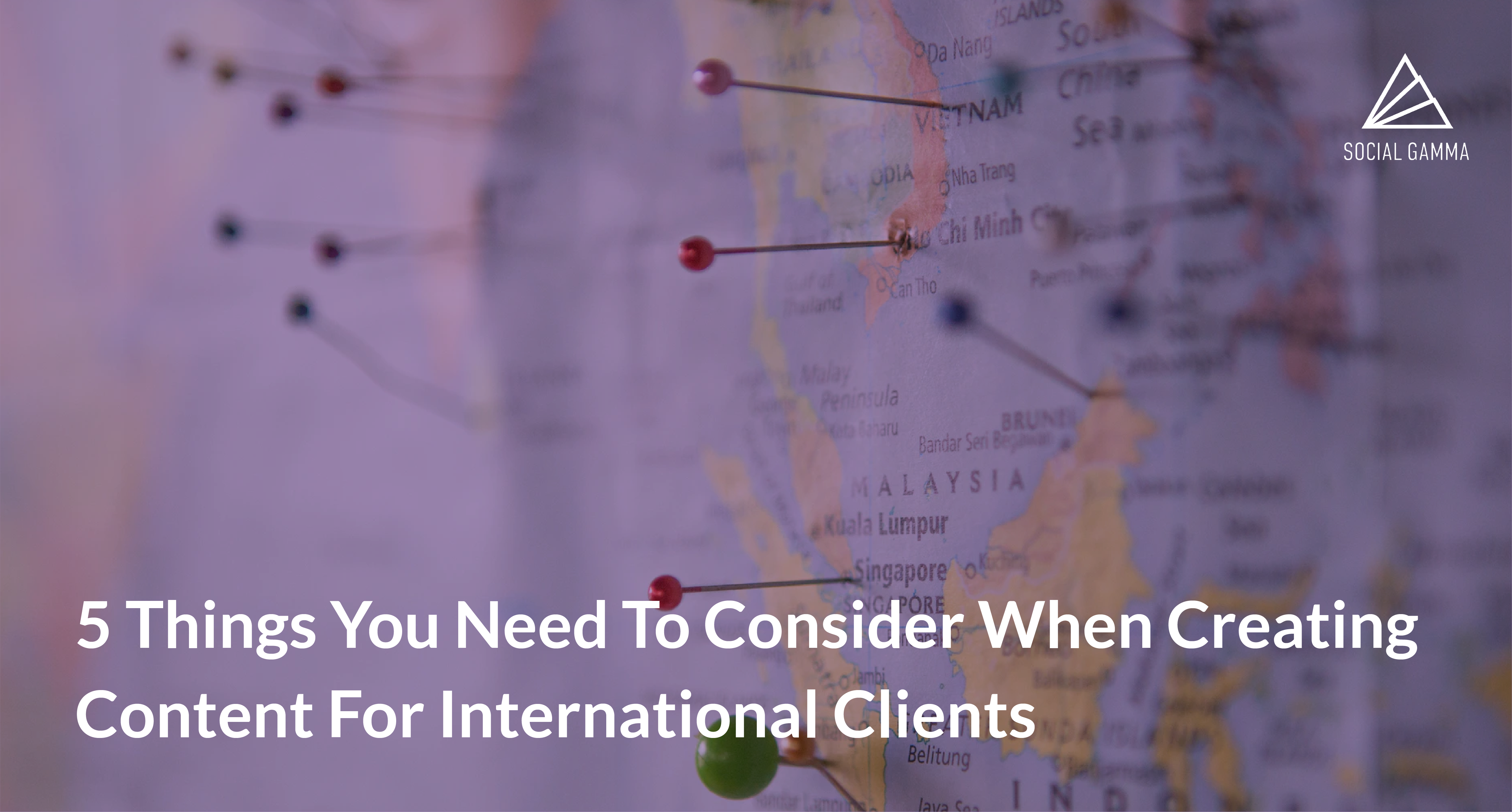 5 Things You Need To Consider When Creating Content For International Clients