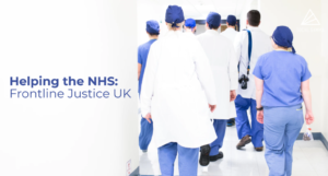 Helping the NHS: Frontline Justice UK